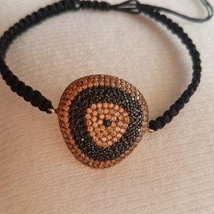 Jewelry - Handmade bracelet adjustable zirgon